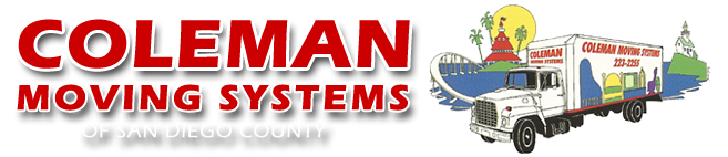 Coleman Moving Systems of San Diego County